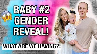 Official BABY GENDER REVEAL! Are we having a BOY OR GIRL?!