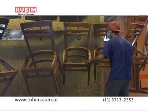 Comercial Rubim Mesas e Cadeiras - Tv Bandeirantes Cadeira para Restaurante Mesas de Madeira Verniz Ecológico Mesa com Madeira Reflorestada
