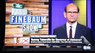 Phillip Discusses the Possibility of Tommy Tuberville Governorship   ESPN