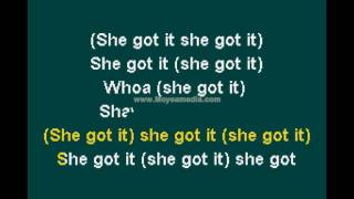 2 Pistols  T Pain  Tay Dizm   She Got It PH HD Karaoke PK00008