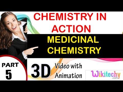medicinal chemistry chemistry in action class 12 chemistry subject ...