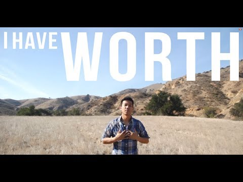 I have worth, spoken word poem video