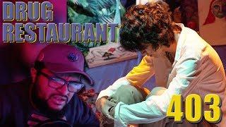 Drug Restaurant   403 MV REACTION!!!   I Think I Was In A Trance LOL