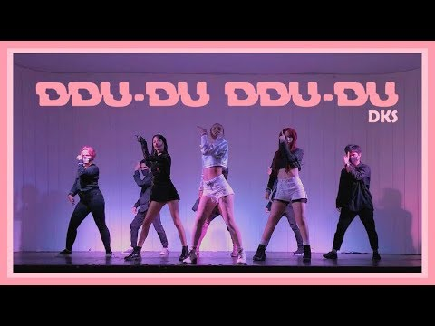 [KRV]  BLACKPINK - '뚜두뚜두 (DDU-DU DDU-DU)' -  Showcase DKS (Dancing K-pop Day)