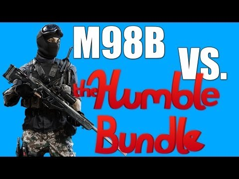 BF3: M98B Vs. The Humble Bundle Mp3