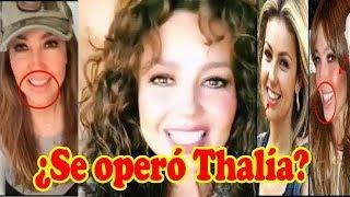 Thalia es criticada por supuesta OPERACIÓN