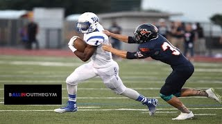 Plano West vs Sachse: Soso Jamabo's MONSTER Game (500 Yards, 6 TDs) (Texas 6A Football Highlights)