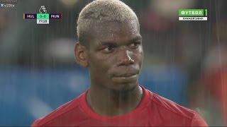 Paul Pogba Vs Hull City Away 27/08/2016 HD 720p By AmsComps