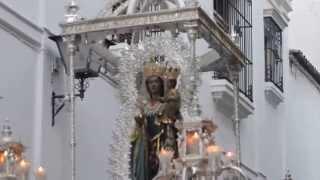 AZUL Y PLATA.HINIESTA.EL CARMEN DE SALTERAS.SOR ANGELA.