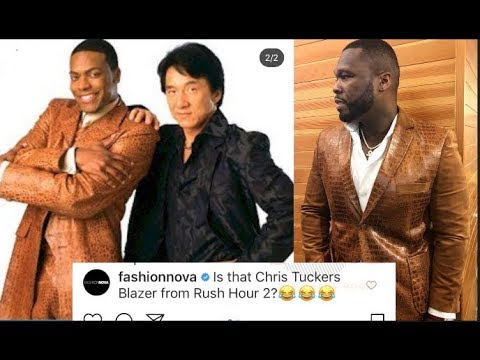 (LOL) 50 Cent Takes Beef With Jim Jones To The Next Level, Fashionova Steps In To Clown 50 Cent!