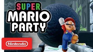 Super Mario Party Trailer - Nintendo Switch