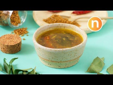 Rasam | South Indian Sour Soup | Chaaru | Saaru | Kabir [Nyonya Cooking]