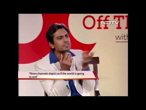 The beauty of India lies in its unity: Nawazuddin Siddiqui at #ThePrintOTC