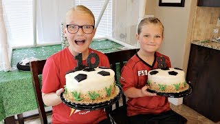 SURPRISE SOCCER BIRTHDAY PARTY!