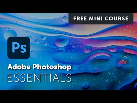 Free Adobe Photoshop Course for Beginners