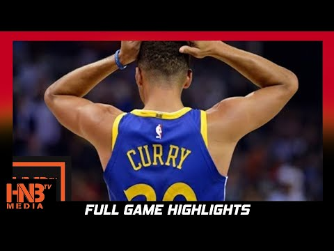 Golden State Warriors vs Detroit Pistons Full Game Highlights / Week 2 / 2017 NBA Season