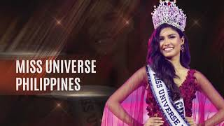 Miss Universe Philippines sends her love to all of her supporters. Good luck to our Queen Rabiya! –