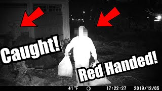 Caught The Thieves With A $50 Trail Camera! by Super Speeders