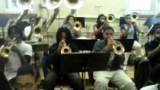 CARDOZO SHS BAND DC NEVER STOP TIL U GET ENOUGH