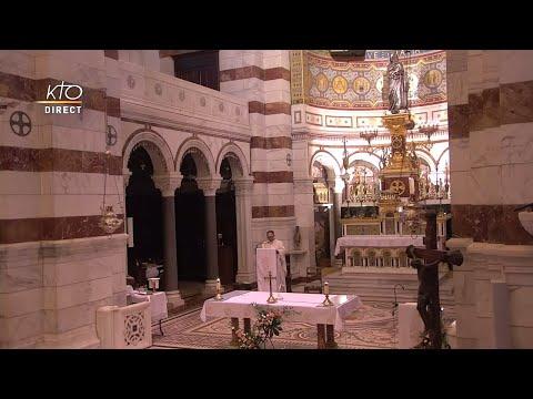 Laudes et Messe du 29 septembre 2021 à Notre-Dame de la Garde