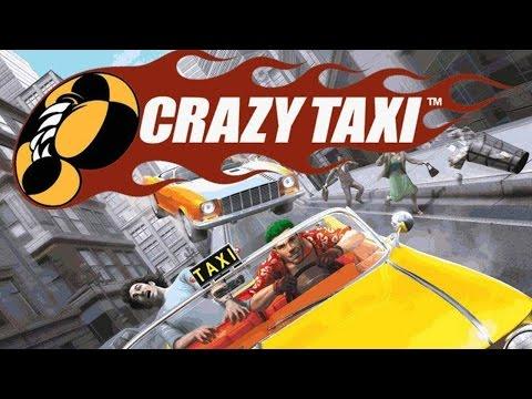 Crazy Taxi - Ретро Обзорчик