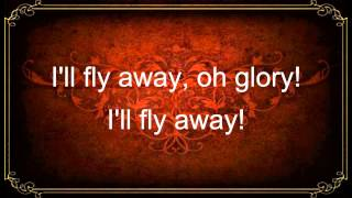 Are You Washed In The Blood/I'll Fly Away Lyrics