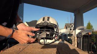 Whats Inside A Football Helmet?