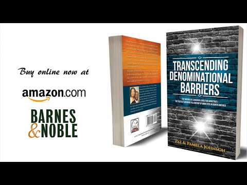 """Transcending Denominational Barriers"" Book Commercial"
