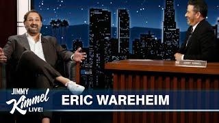 Eric Wareheim on Life Changing Meal, Borrowing Michael Jordan's Blazer & Best Deep Dish Pizza