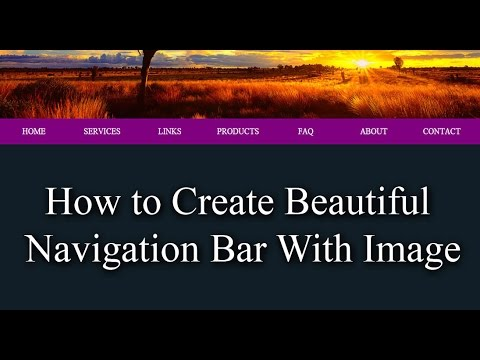 Download How To Create Navigation Bar With Image | Dangdut Mania