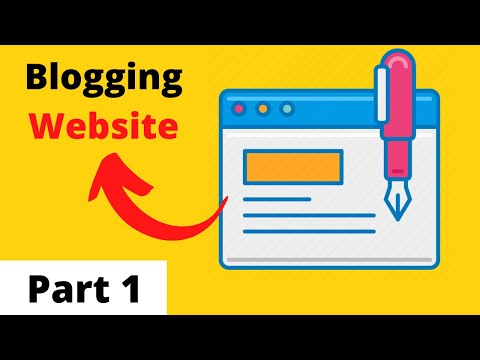 Professional Blogging Course For Free   How to create Professional ...