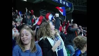 Match France // Australie du 05.10.2018