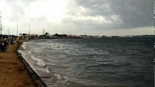 preview picture of video 'Beautiful Pleasent Weather at Jeddah Beach 23-11-2012 [HD Video]'