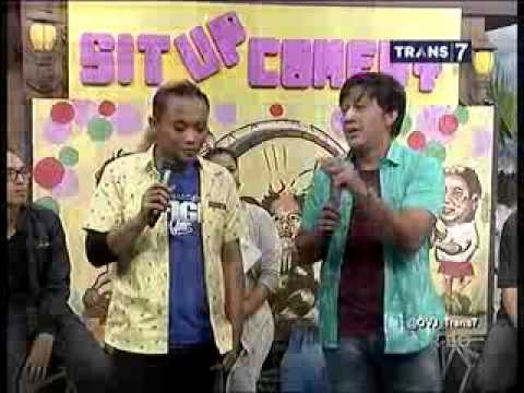 ▶ bang Andre dan kang sule duet stand up comedy