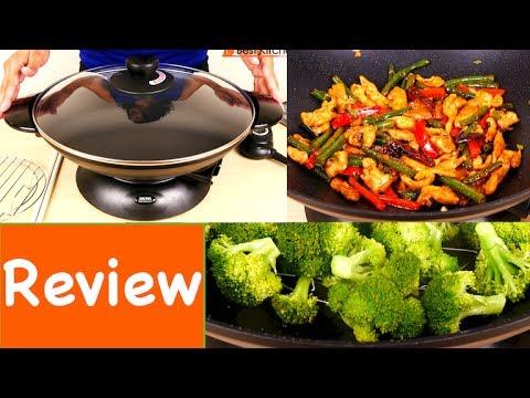 Aroma Electric Wok Review