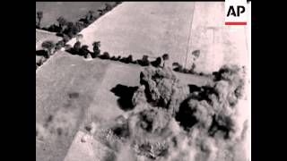 FLYING ARTILLERY (ROCKET TYPHOONS) - NO SOUND
