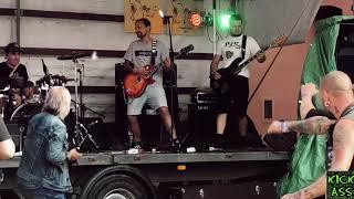 Video Taktika Kyselejch Hroznů - Cidre Punk fest / Újezd u Chanovic 17