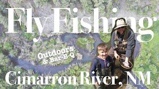 Fly Fishing the Cimarron River, New Mexico (S1:E2)