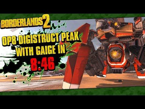 Borderlands 2 | My OP8 Ultimate Gaige Game Save - смотреть