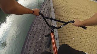 GoPro BMX: Street riding