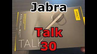 Jabra Talk 30  Review - Is it worth buying it?