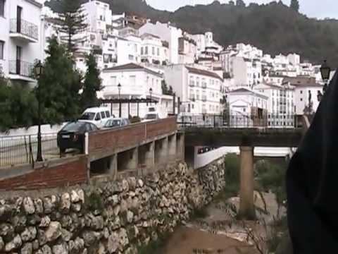 RÍO DE LOS CABALLOS, Tolox, Málaga comentado por Virgilio Ruiz
