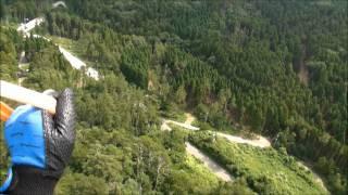 隠岐の飛人ー初フライト映像