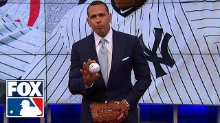 Alex Rodriguez talks Ohtani and breaks down Luis Severino's pitching mechanics | MLB WHIPAROUND