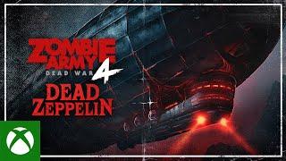 Xbox Zombie Army 4: Dead War – Dead Zeppelin anuncio