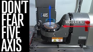 Don't Fear 5-Axis - Episode 3