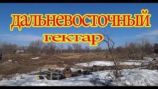 Дальневосточный гектар. Сахалин.