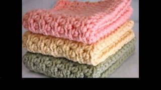 How To Make Crochet Dishcloths