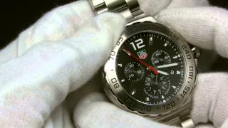How to recalibrate a quartz chronograph watch (1/10th subdial at 6 o'clock position)