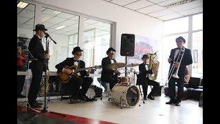 Традиционный диксиленд. City Jazz Band